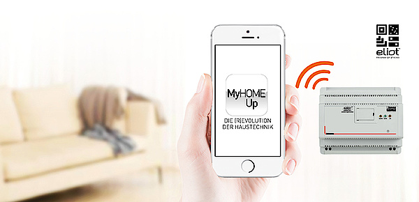 MyHOME / MyHOME_Up bei Florian Gruß in Thüngersheim